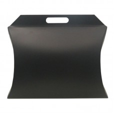 Black Pillow Box - Pack 25 unt