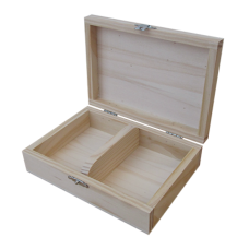 Wood Box for Playing Cards - Unit