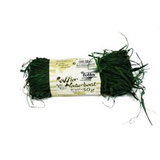Dark Green Folia Raphia - Unit