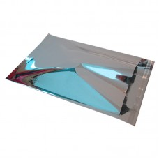 Silver Foil Self-Adhesive Envelope - Pack 50 unt