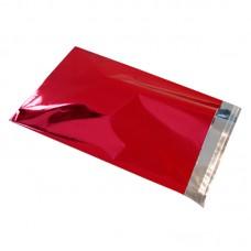 Red Foil Self-Adhesive Envelope - Pack 50 unt