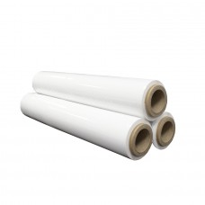 White Plastic Film Roll - Unit