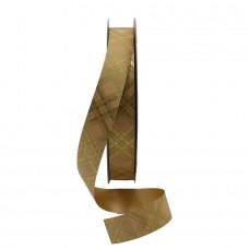 Golden Flat Ribbon