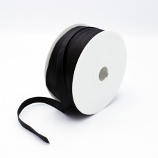 Black Satin Ribbon - Unit