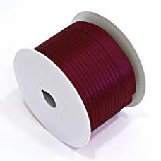 Bordeaux Satin Ribbon - Unit