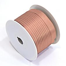 Old Gold Satin Ribbon - Unit