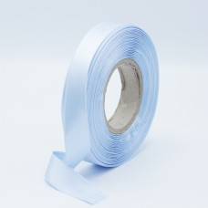 Blue Satin Ribbon - Unit