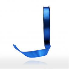 Blue Bluette Satin Ribbon - Unit