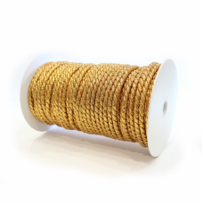 Gold Metallic Cord - Nº6 Unit