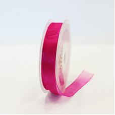 Pink Organza Ribbon - Unit