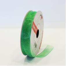 Light Green Organza Ribbon - Unit
