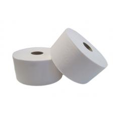 Jumbo Toilet Paper 2 Ply - Pack 12 unt