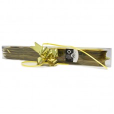 Gold Metallic Pull Bows - Pack 100 unt
