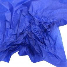 Dark Blue Silk Paper - Pack 500 sheets, 17g
