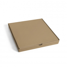 Kraft Brown Pizza Box