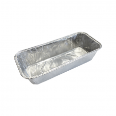Aluminium Foil Food Container without cover - 875 ml, Pack 100 unt