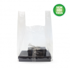 Clear Plastic Bag - Pack 500 und