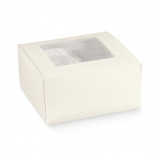 Box with window Avana+PVC boxes Set - 10 Box + 40 Box PVC