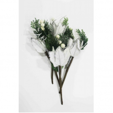 Decorative Christmas Flower - Unit