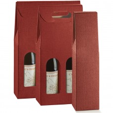 Bottle Box Bordeaux - 3 Bottles Pack 20 unt