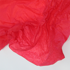 Red Tissue Paper, 17g - Pack 500 sheets