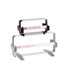 Paper Dispenser with cutting blade and stacking brackets - Unit