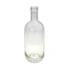 Round Glass Bottle - 500ml Unit
